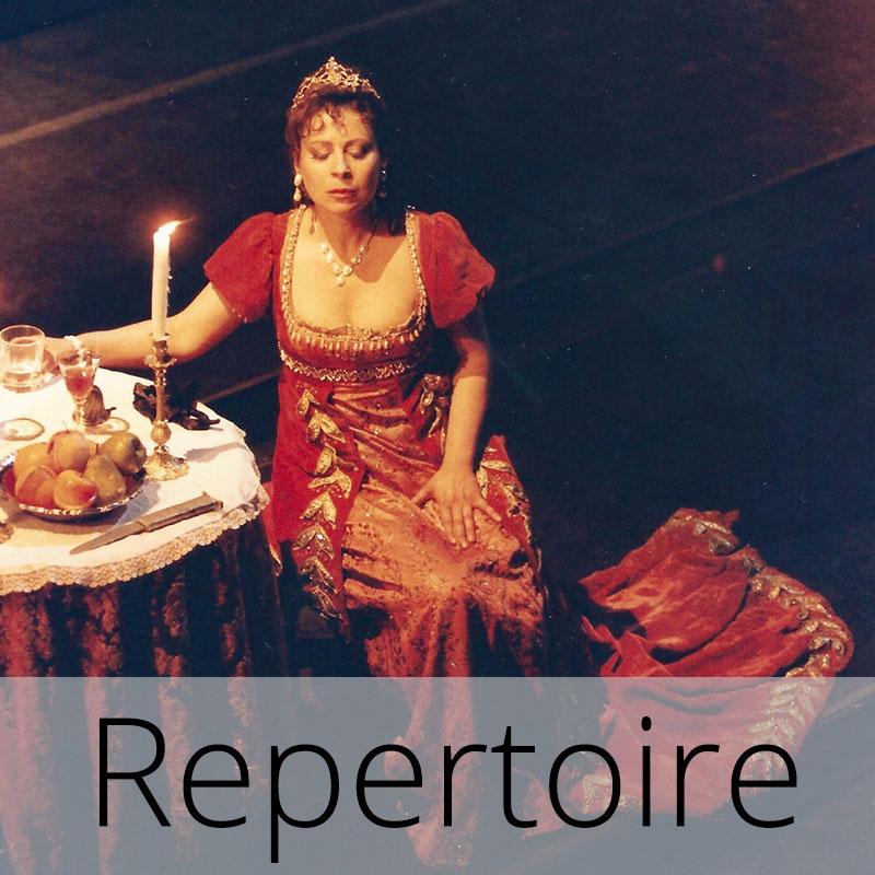 Repertoire Elena Filipova